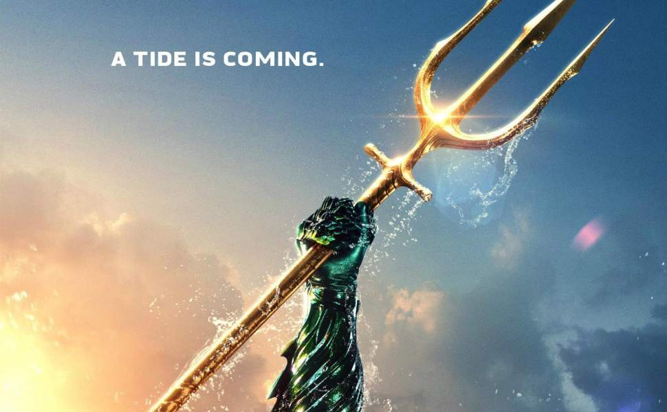 Aquaman Extended Trailer