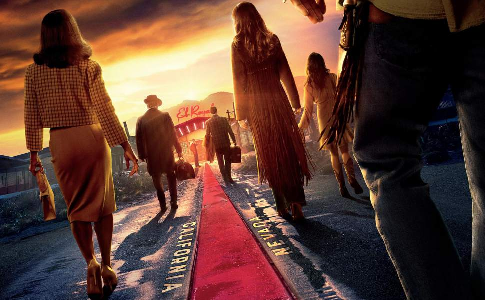 Bad Times at the El Royale Theatrical Trailer
