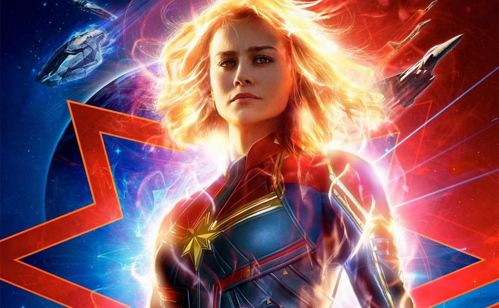 Captain Marvel Theatrical Trailer