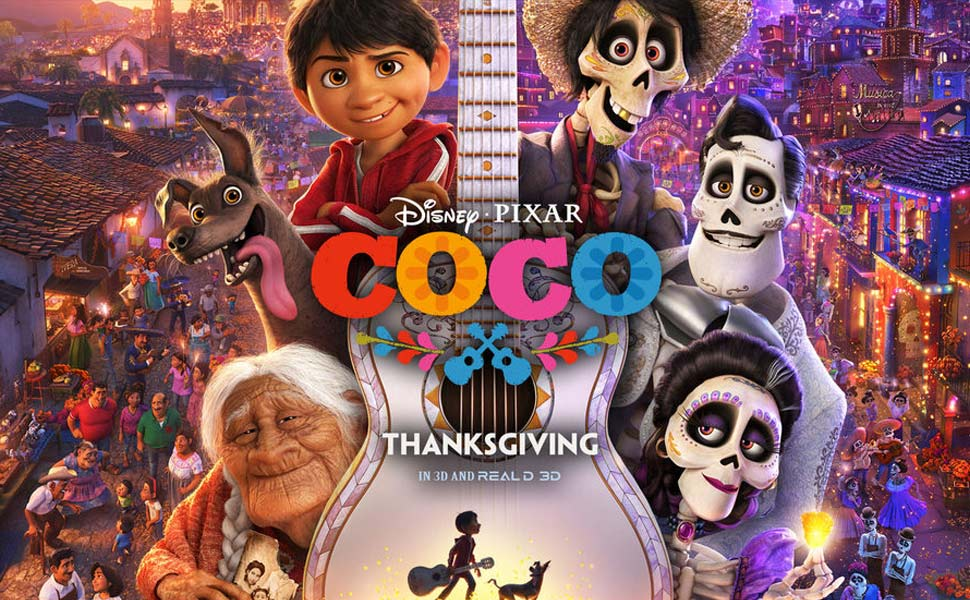 Coco Theatrical Trailer