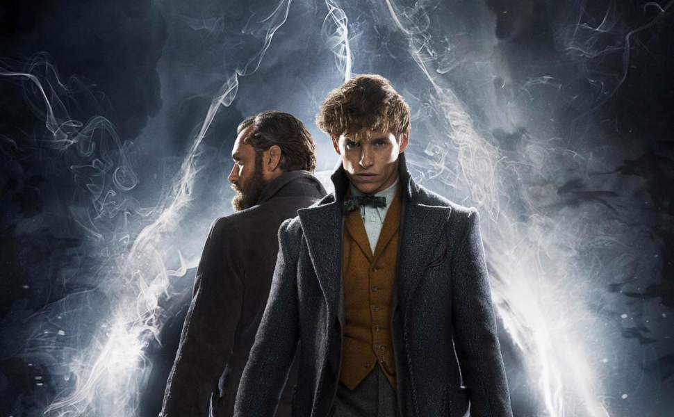 Fantastic Beasts: The Crimes of Grindelwald Trailer