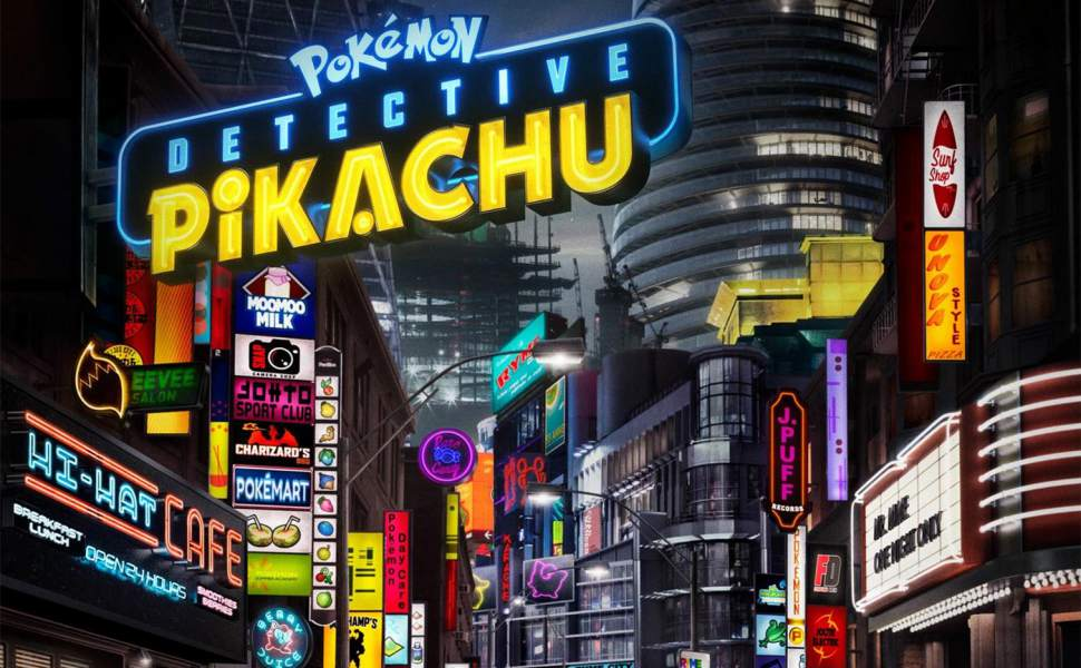 Pokémon Detective Pikachu Theatrical Trailer