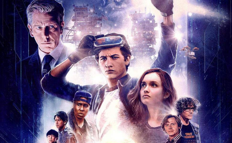 Ready Player One Come With Me Trailer