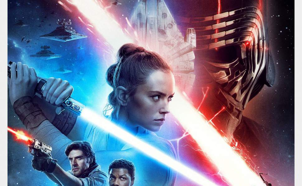 Star Wars: The Rise of Skywalker Theatrical Trailer