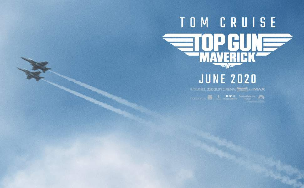 Top Gun: Maverick Theatrical Trailer