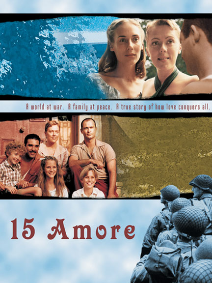15 Amore Poster #1