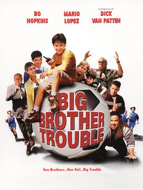Big Brother Trouble Poster #1