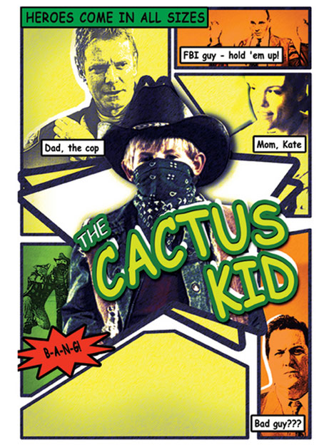 Cactus Kid Poster #1