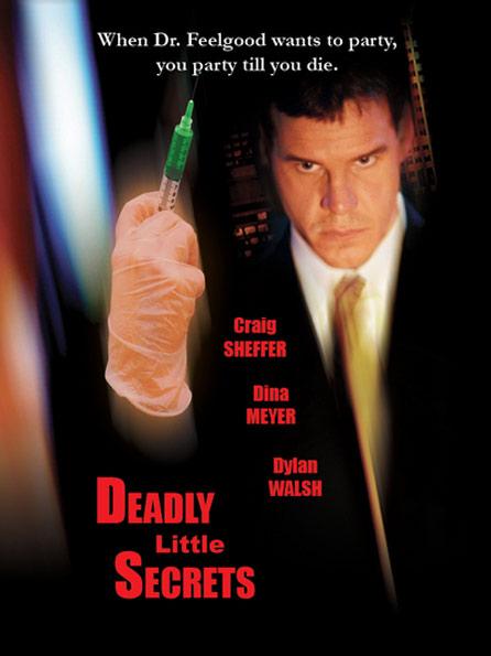 Deadly Little Secrets Poster #1