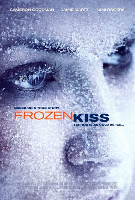 Frozen Kiss Poster #1