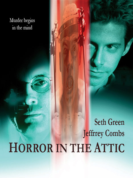 Horror in the Attic Poster #1