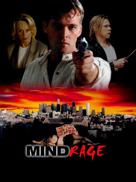 Mind Rage Poster #1