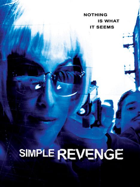 Simple Revenge Poster #1