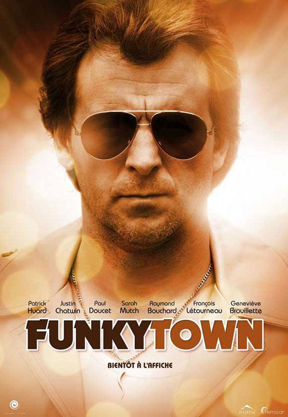 Funkytown Poster #1
