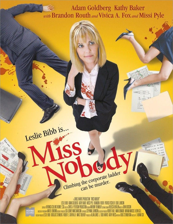 Miss Nobody Poster #1