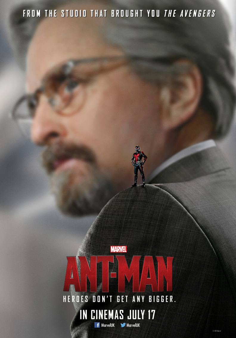Ant-Man Poster #11