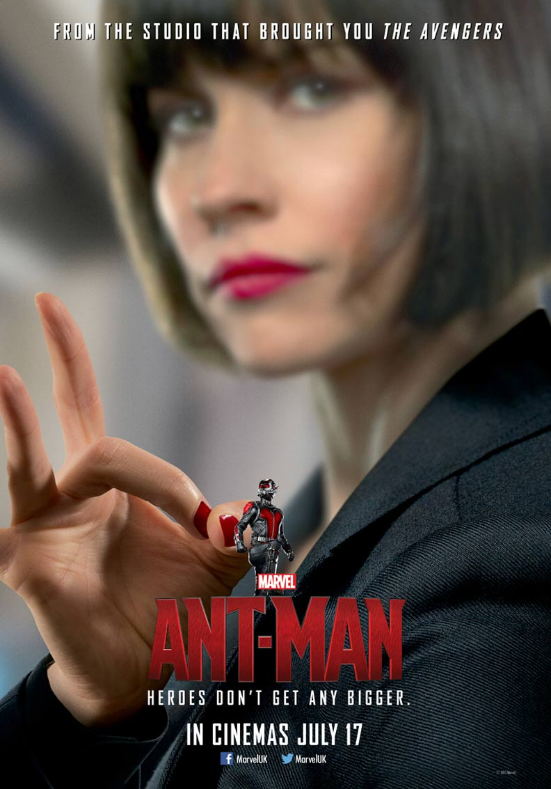 Ant-Man Poster #12