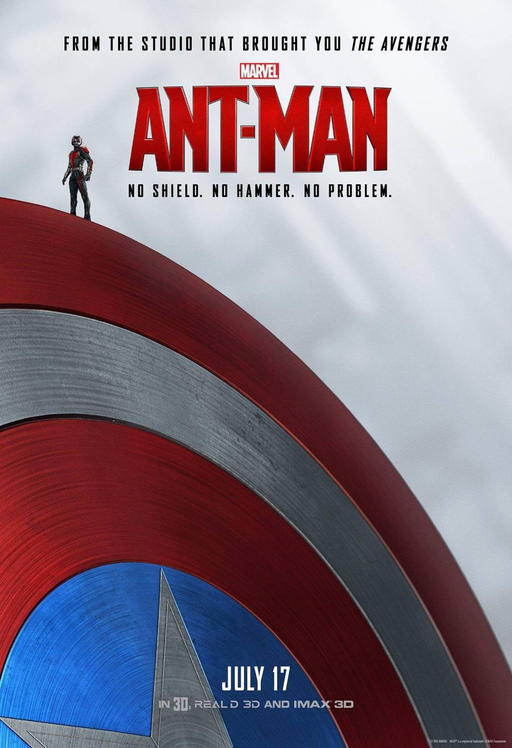 Ant-Man Poster #4