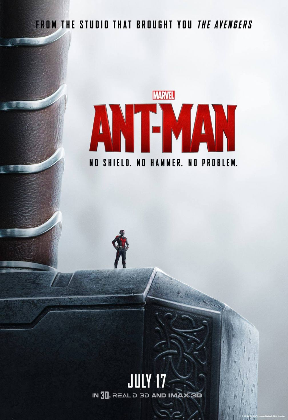 Ant-Man Poster #5