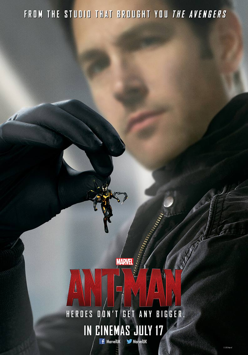 Ant-Man Poster #9
