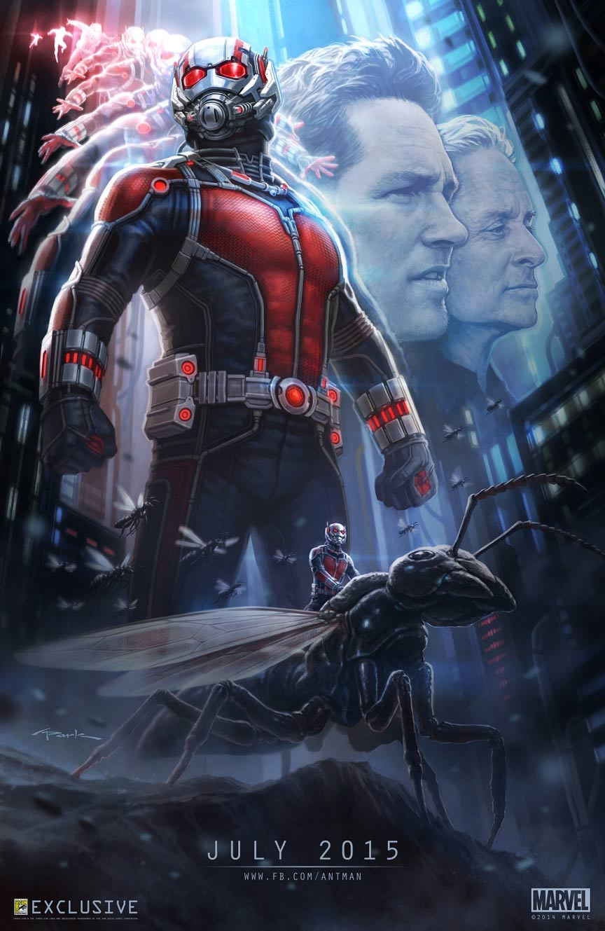 Ant-Man Poster #1