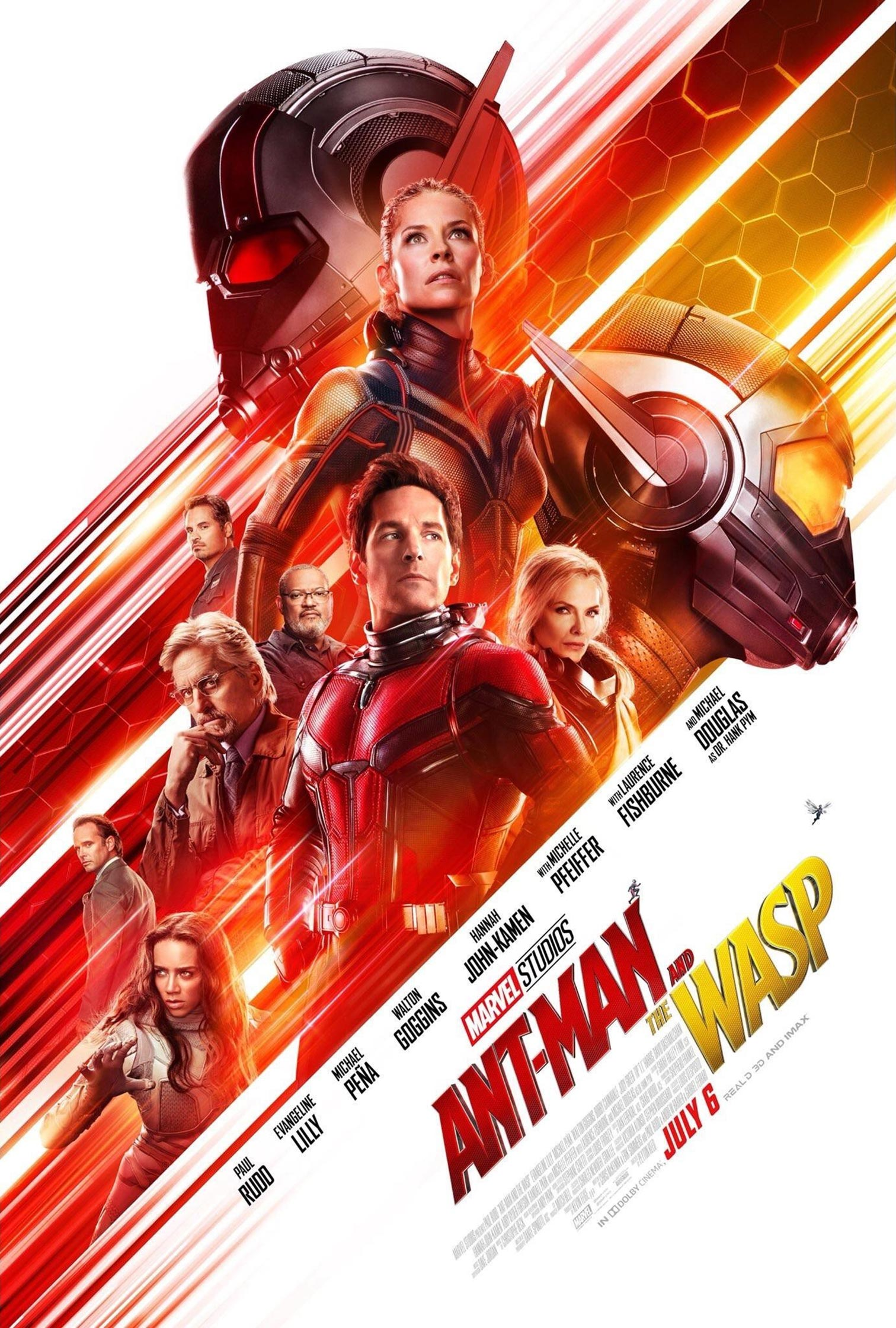 Ant-Man and the Wasp Poster #2