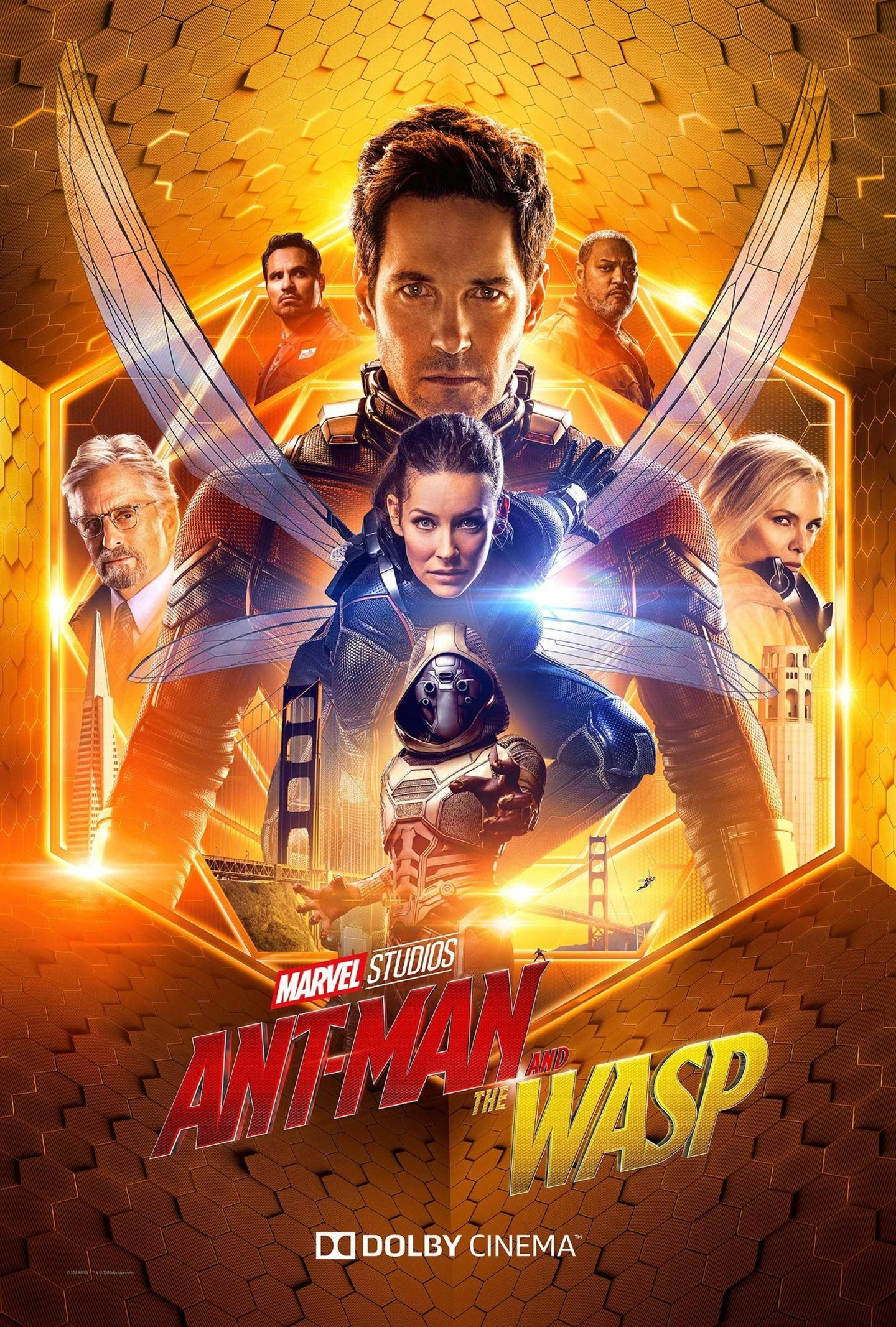 Ant-Man and the Wasp Poster #3