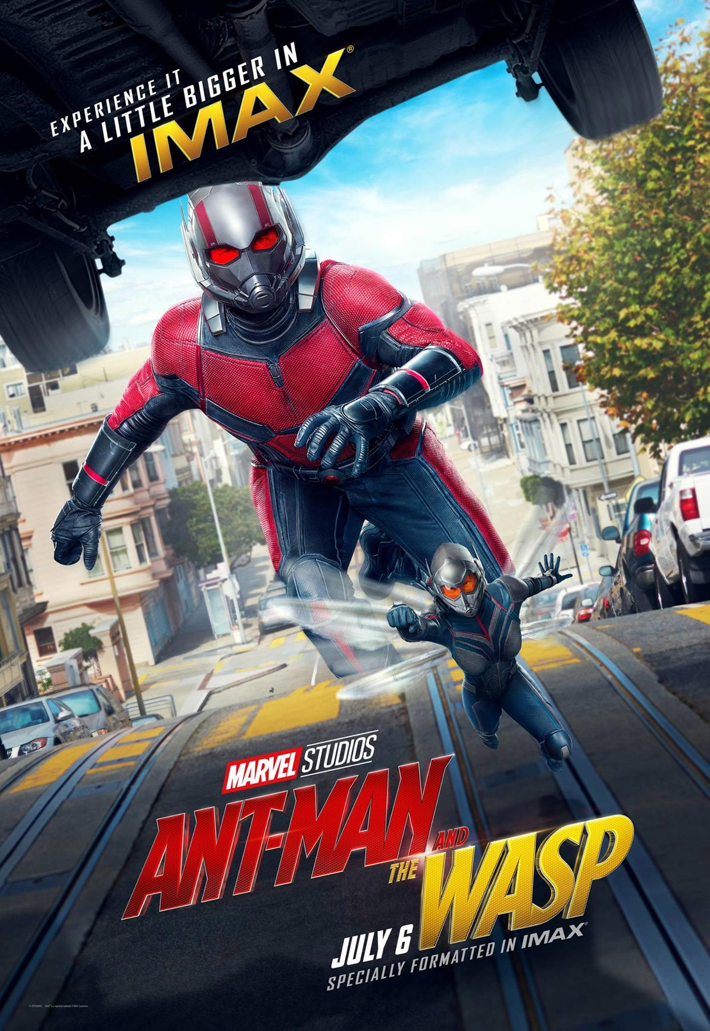 Ant-Man and the Wasp Poster #4