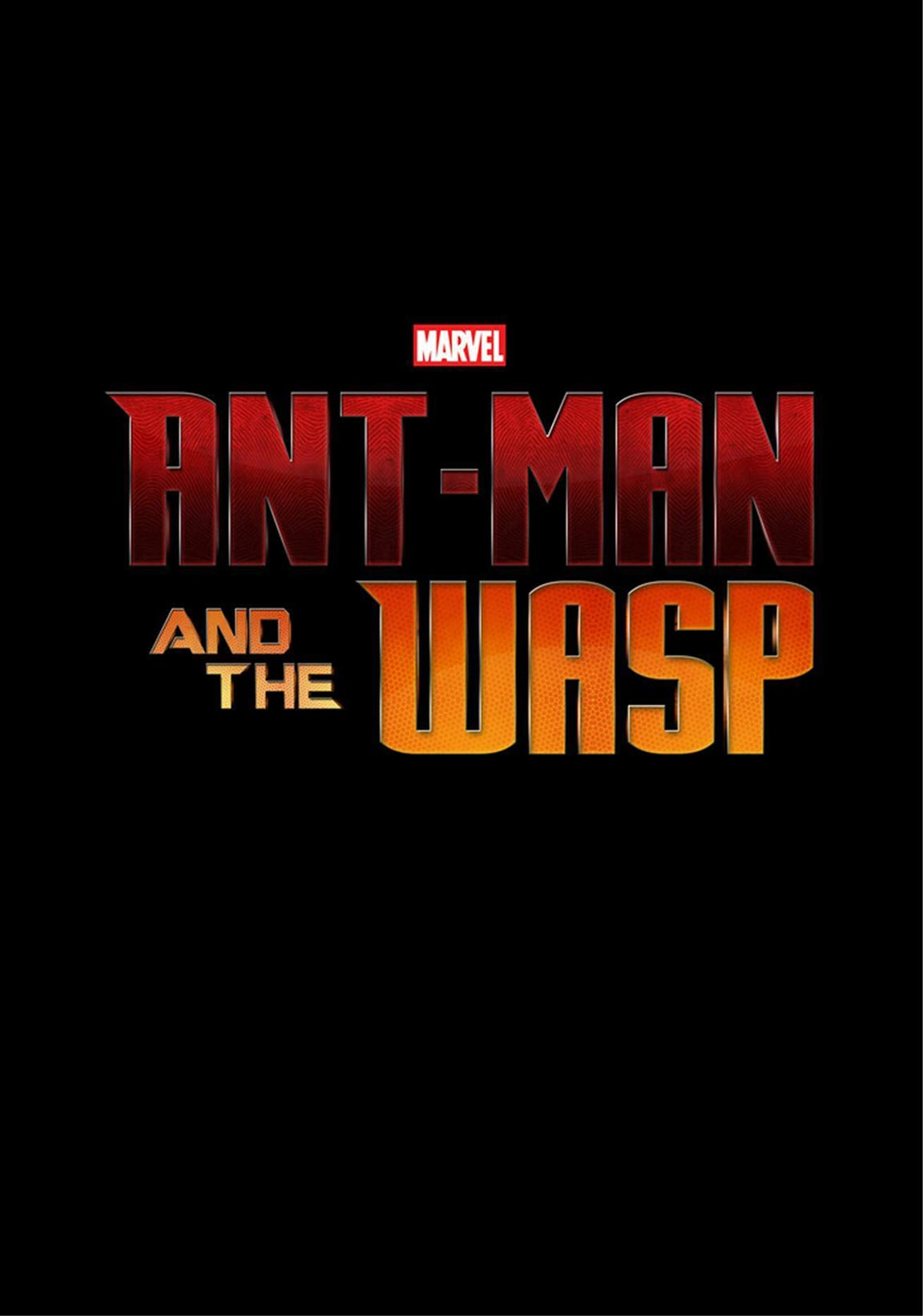 Ant-Man and the Wasp Poster #1