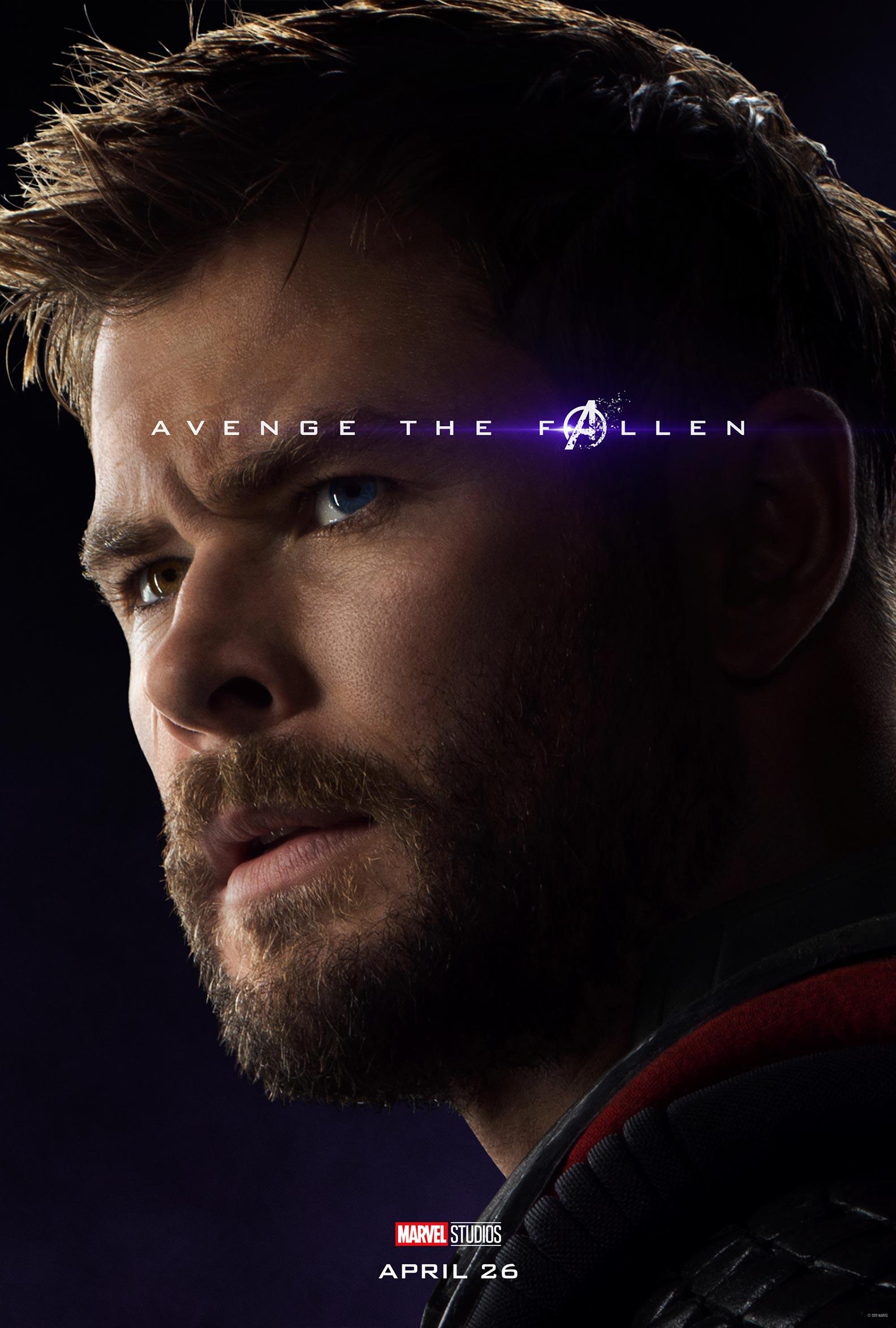 Avengers: Endgame Poster #11