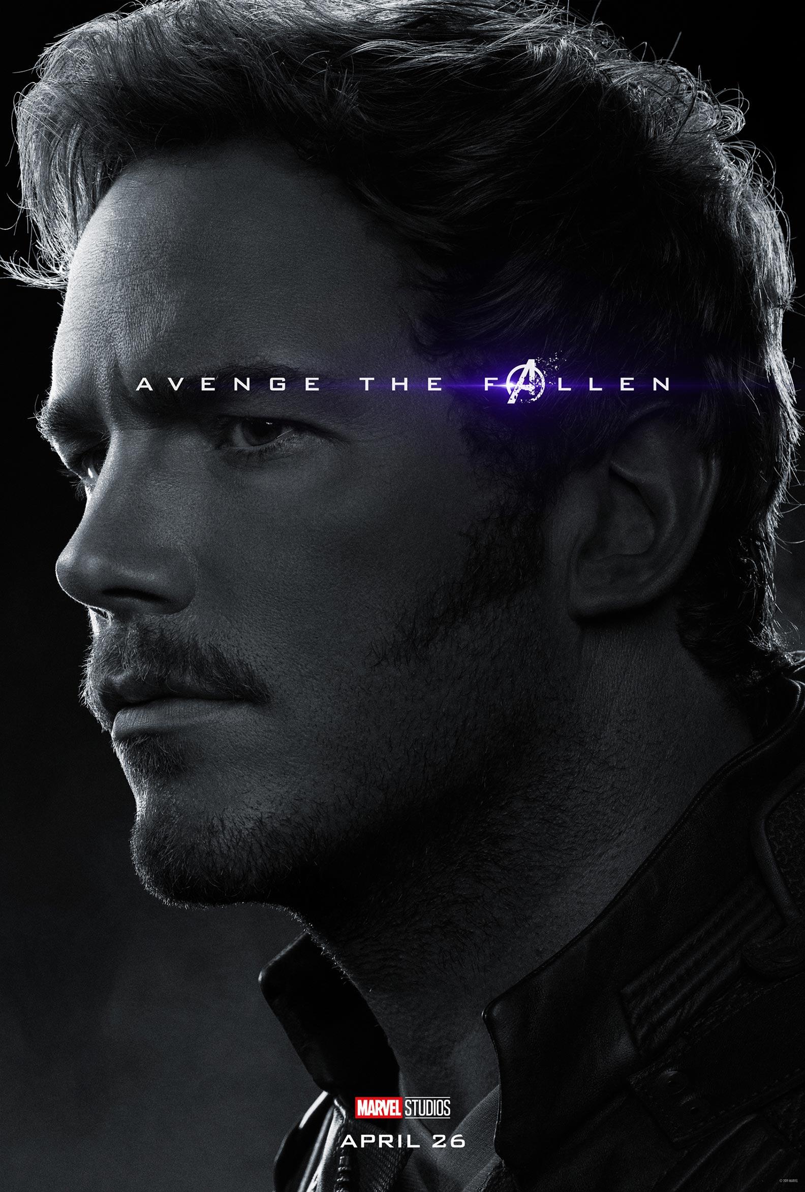 Avengers: Endgame Poster #12