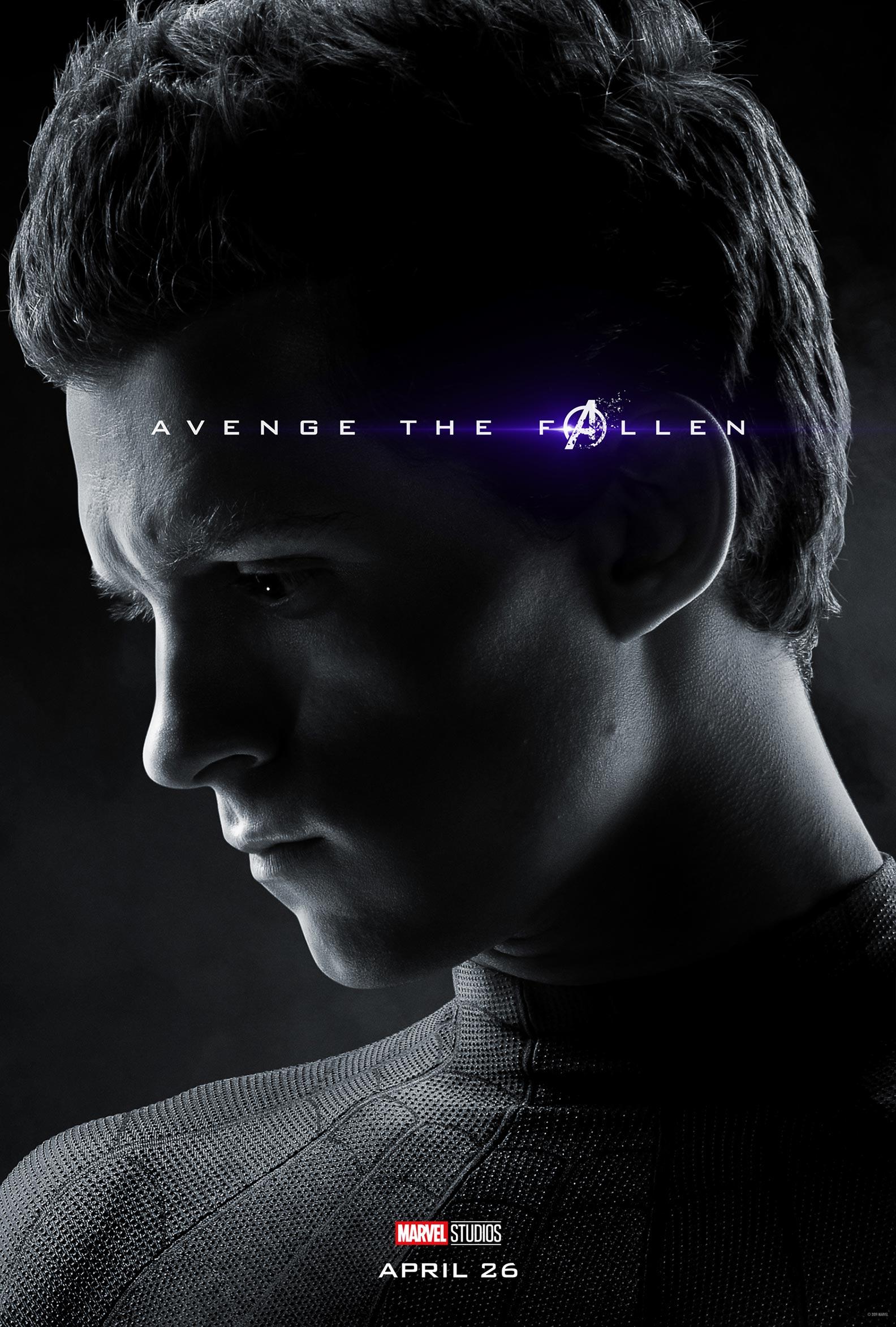 Avengers: Endgame Poster #13