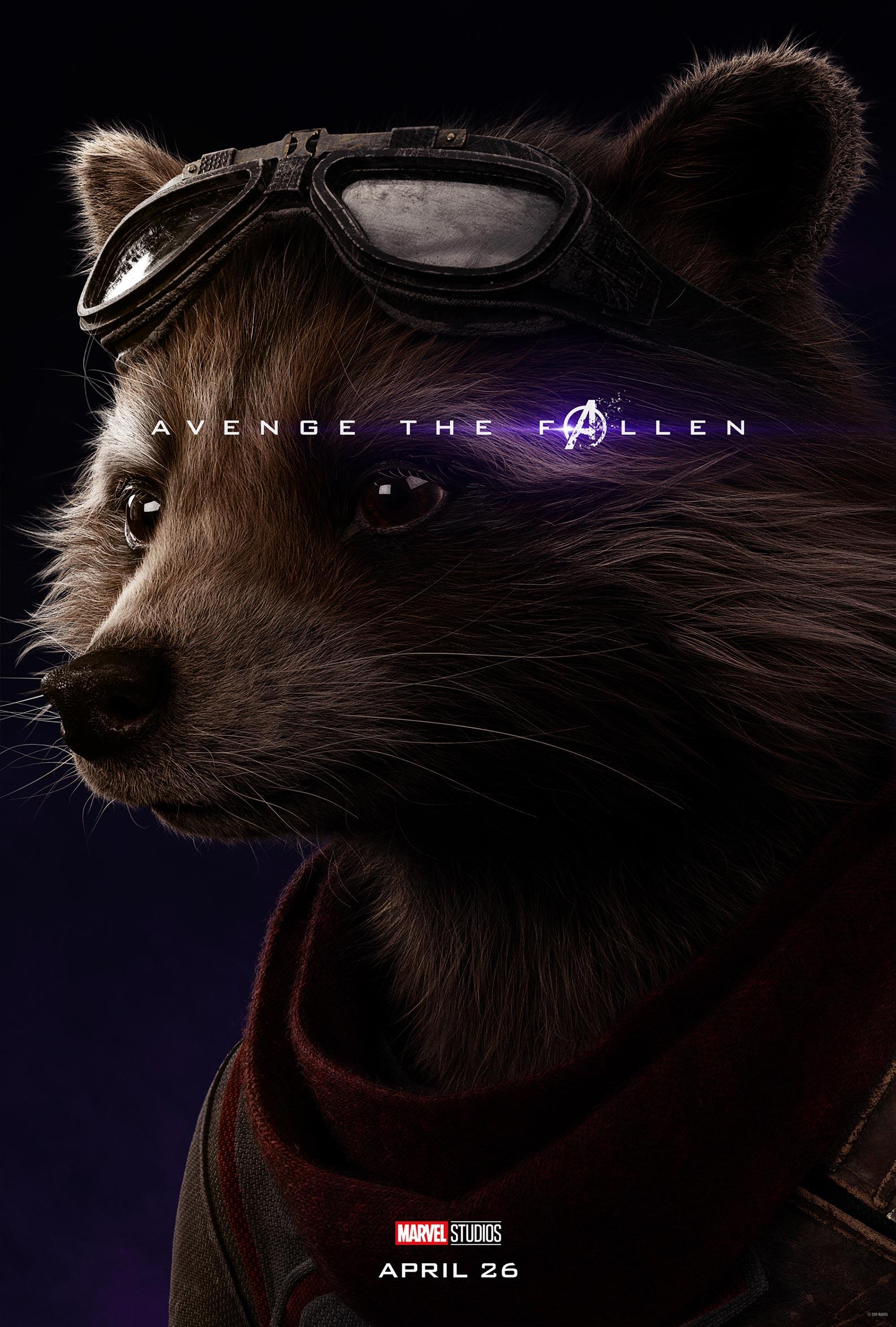Avengers: Endgame Poster #15