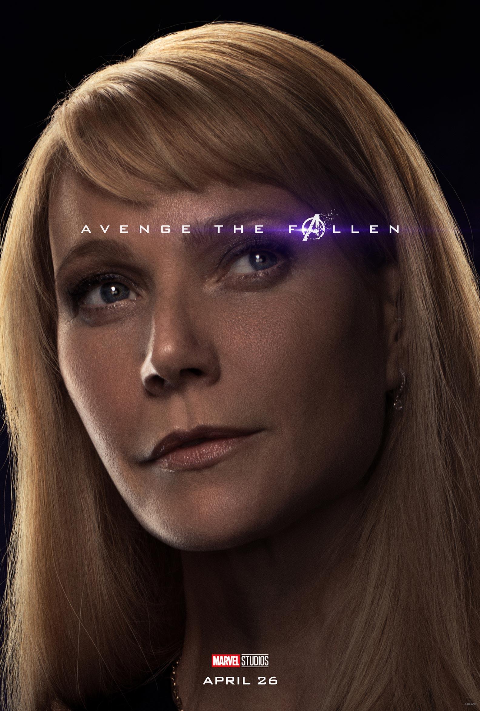 Avengers: Endgame Poster #16