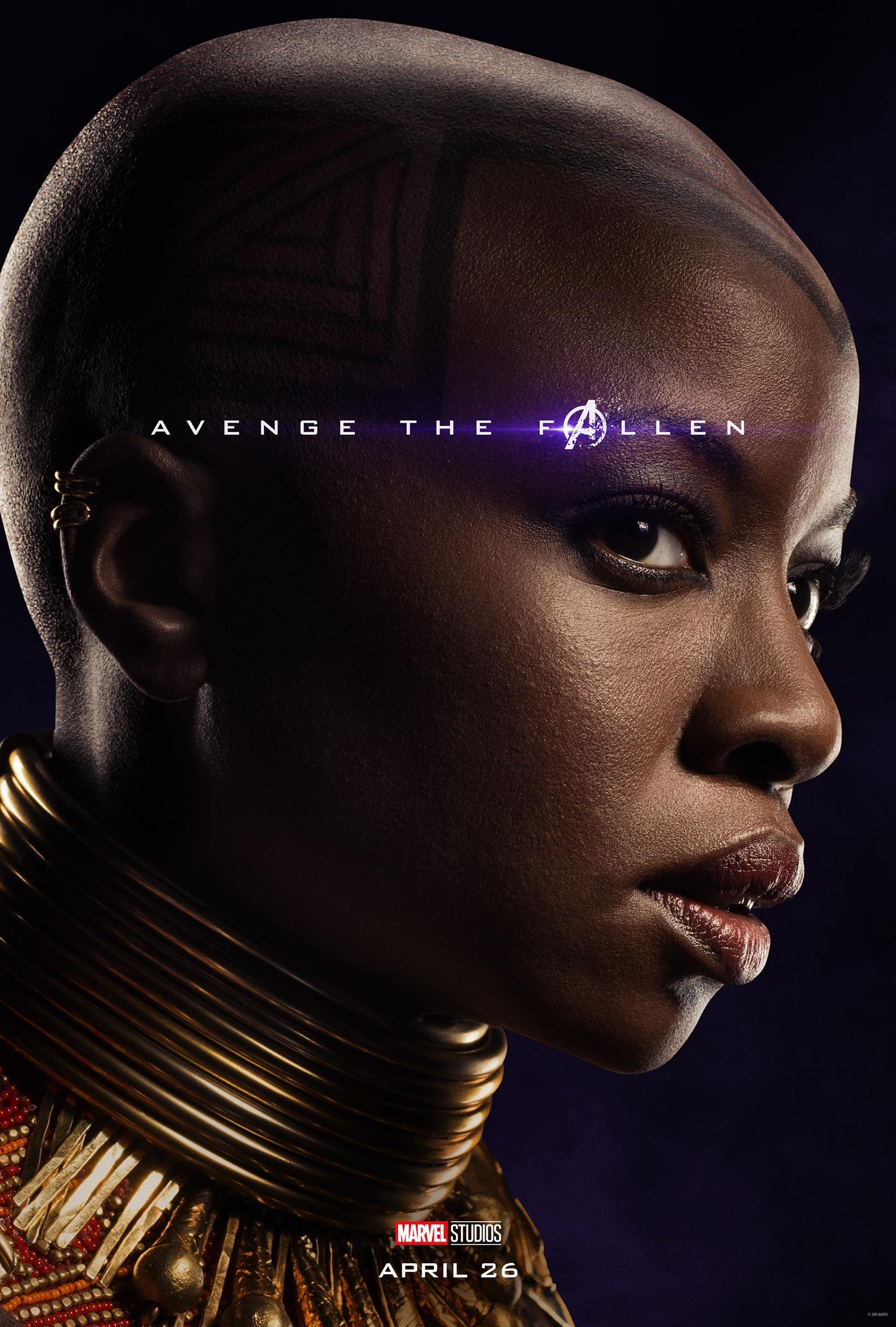 Avengers: Endgame Poster #17