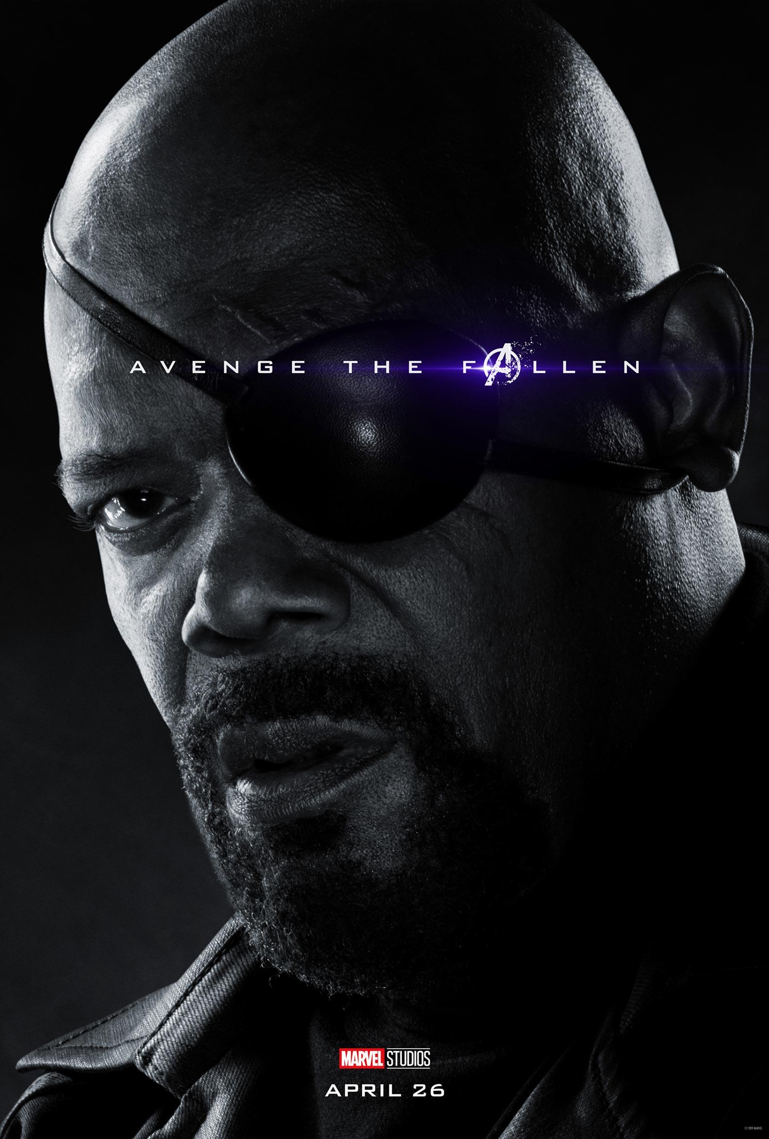 Avengers: Endgame Poster #18