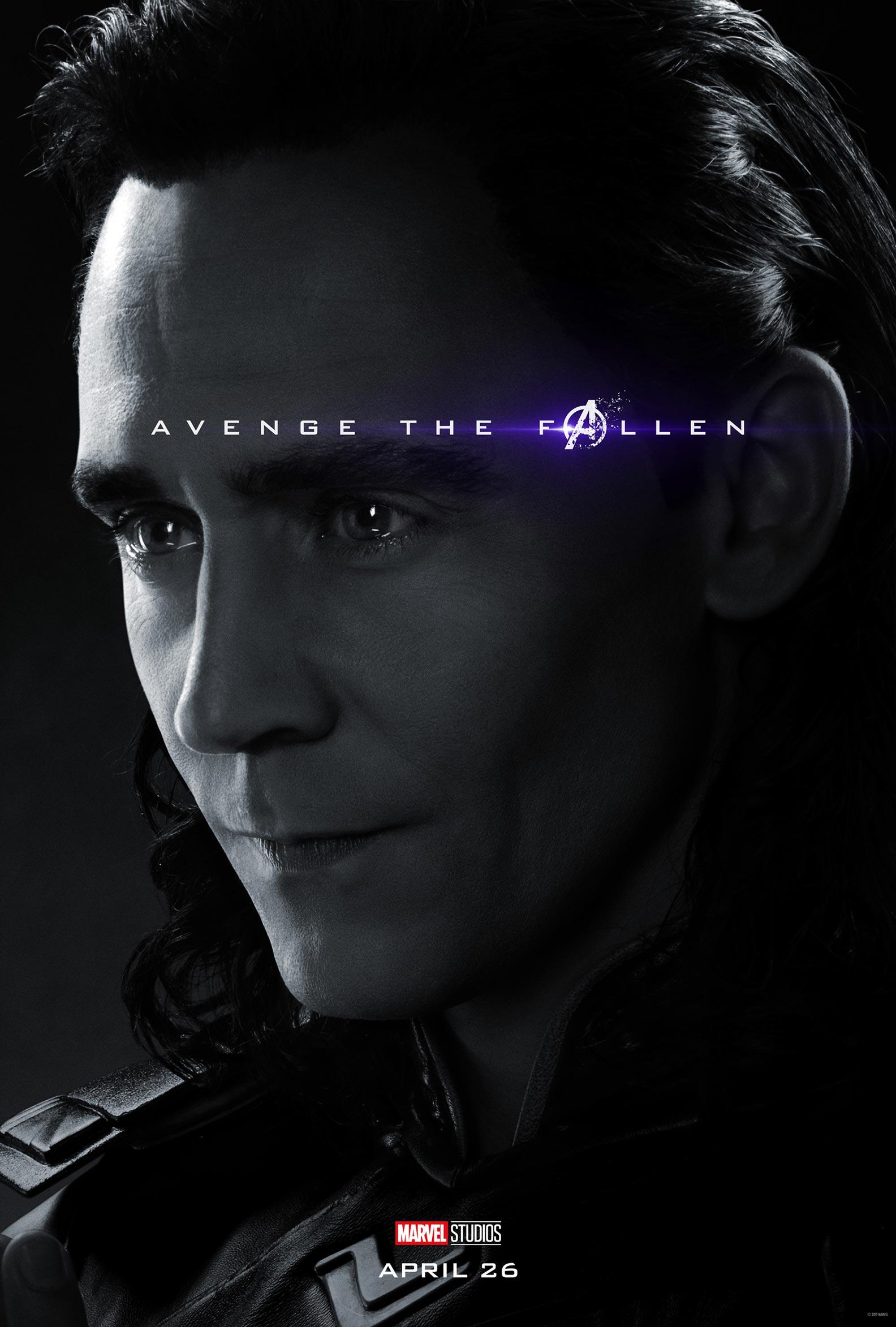 Avengers: Endgame Poster #20