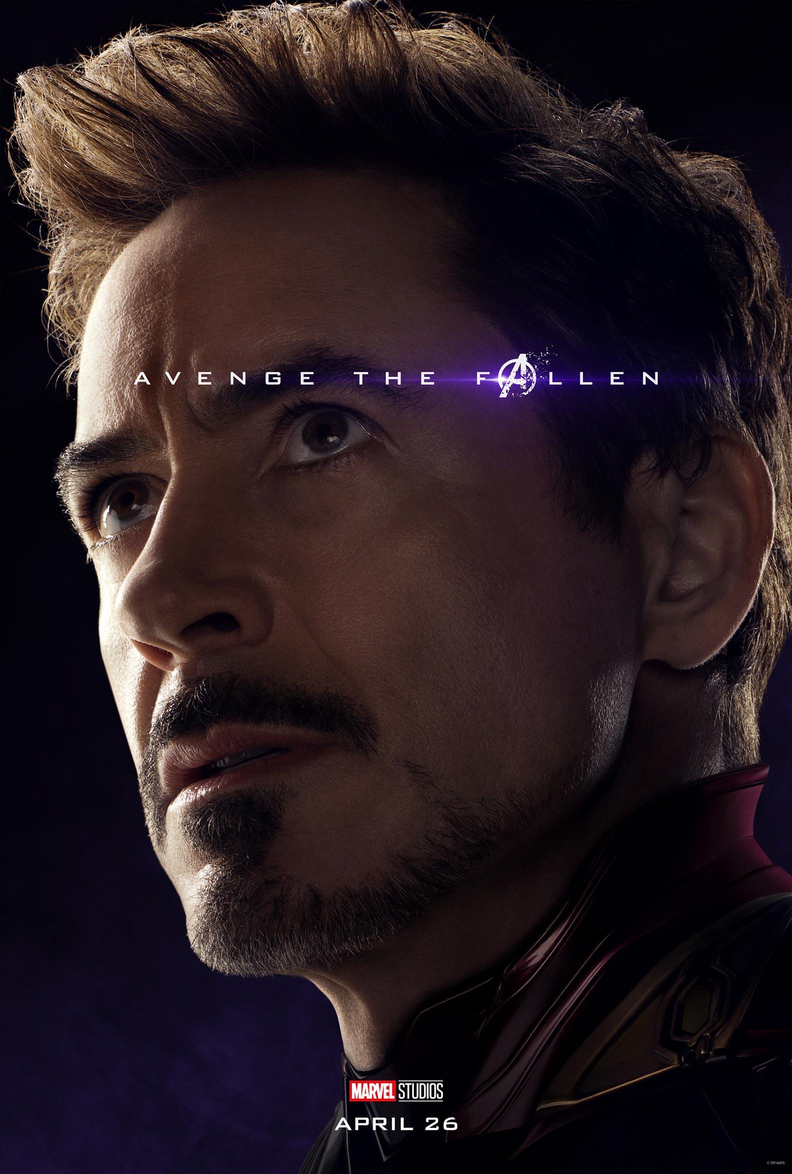 Avengers: Endgame Poster #21