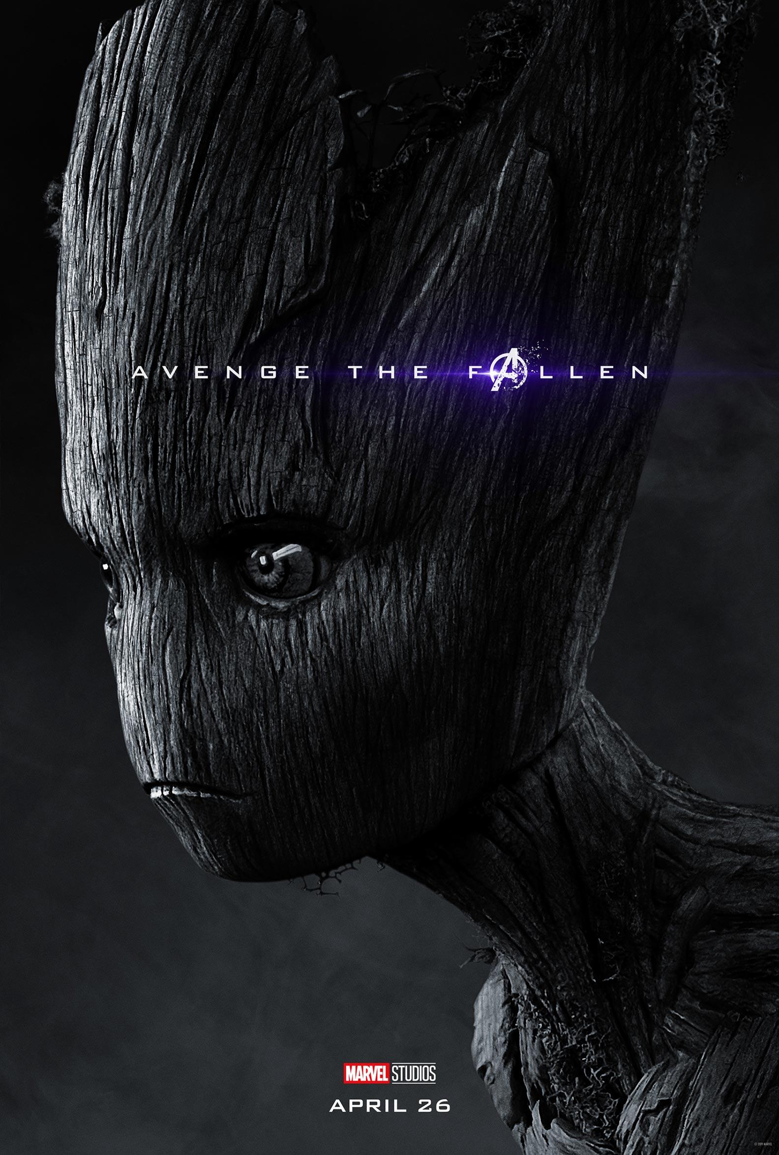 Avengers: Endgame Poster #24