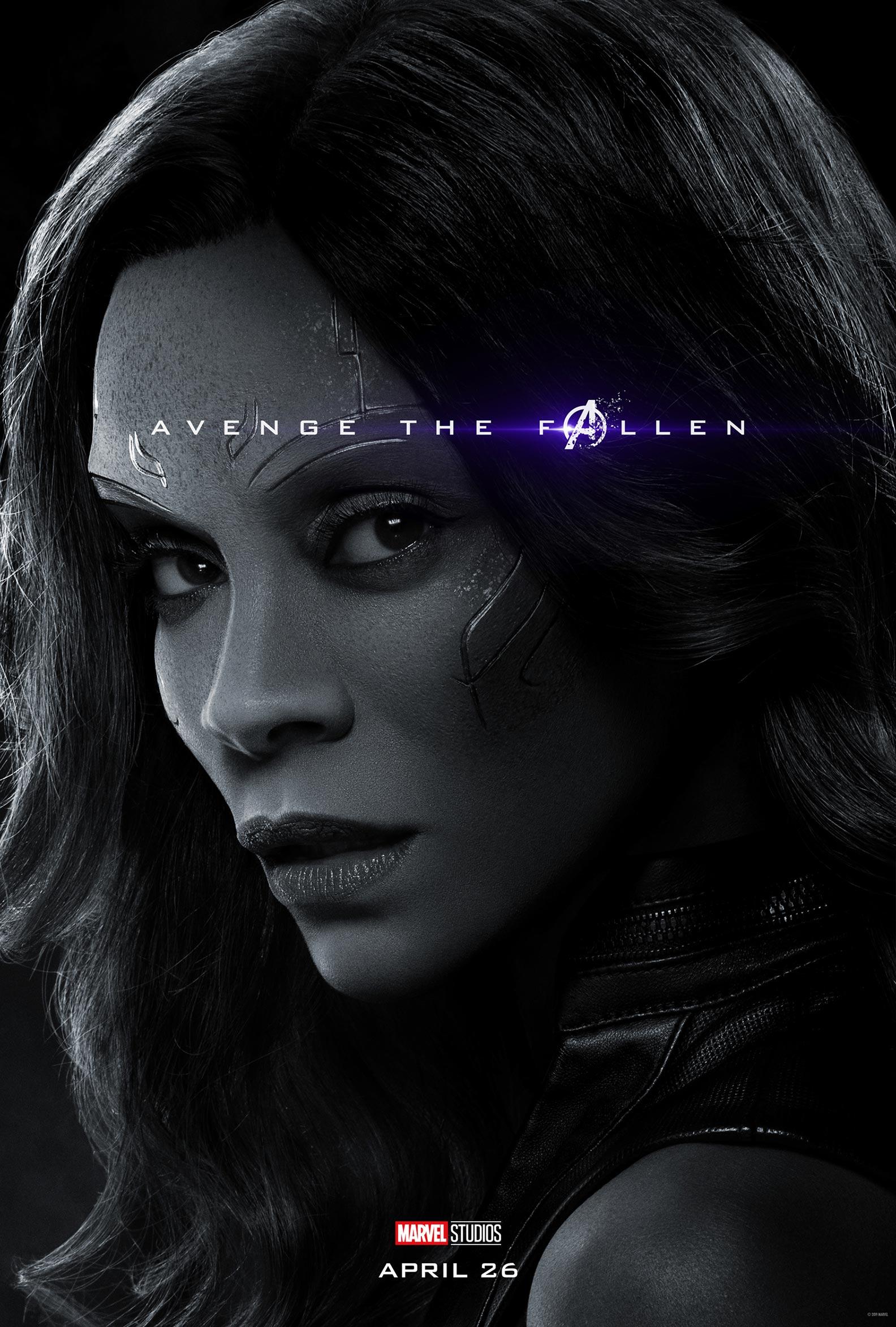 Avengers: Endgame Poster #25