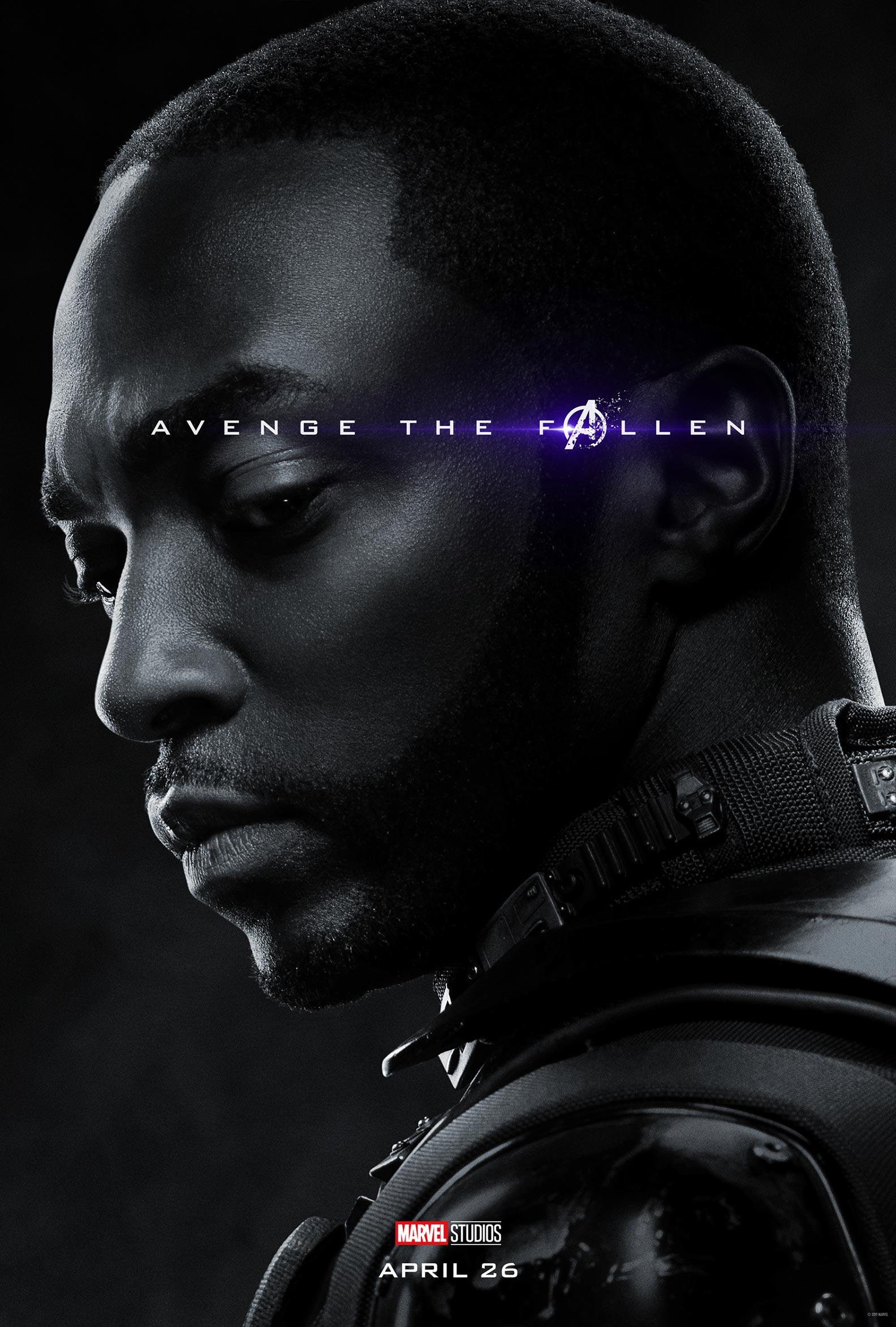 Avengers: Endgame (2019) Poster #36 - Trailer Addict