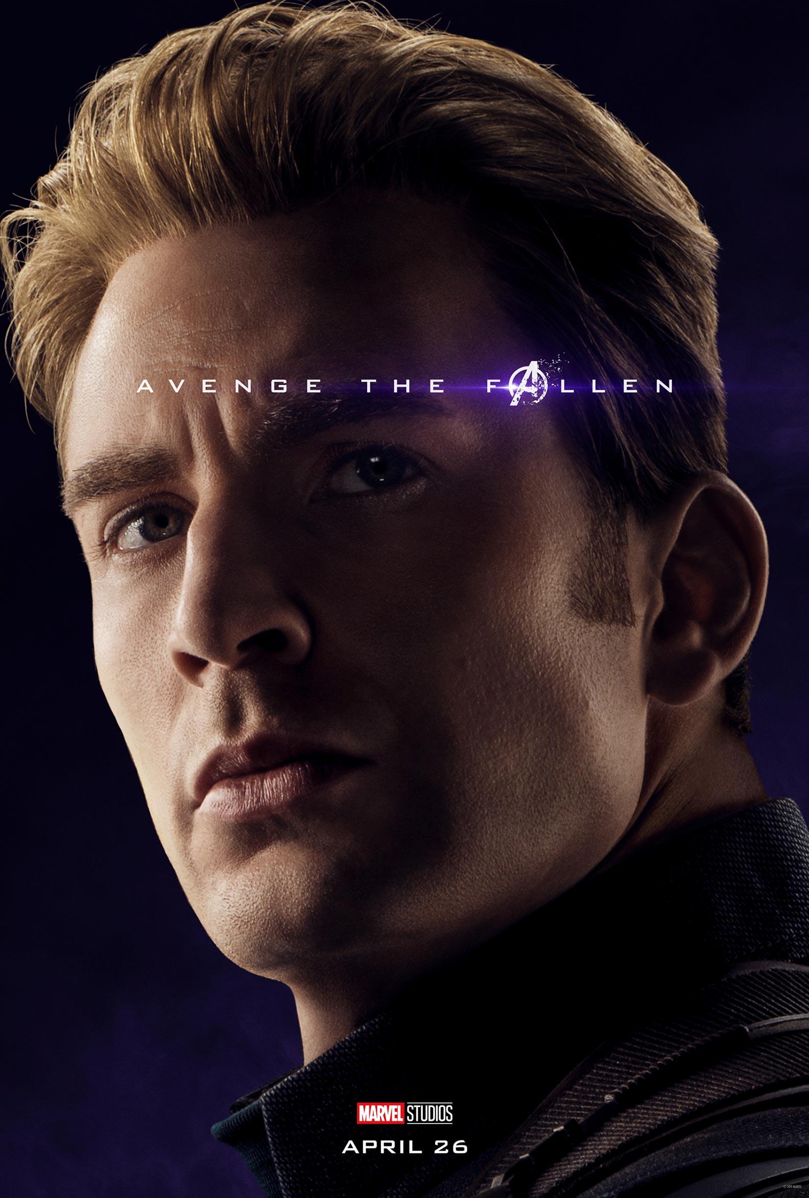 Avengers: Endgame Poster #29
