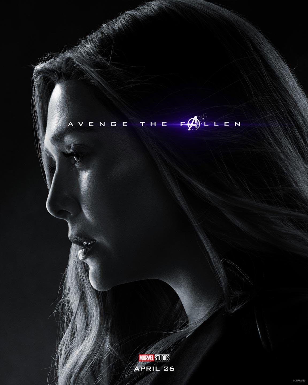 Avengers: Endgame Poster #3