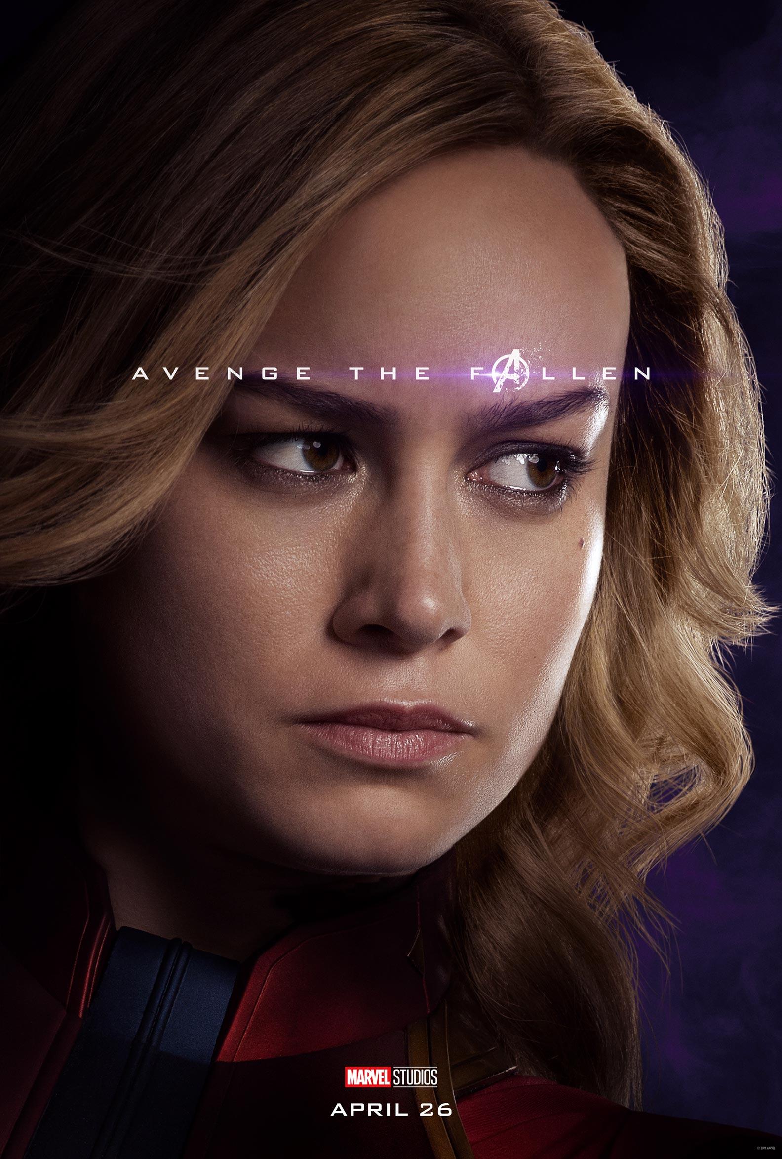 Avengers: Endgame Poster #30
