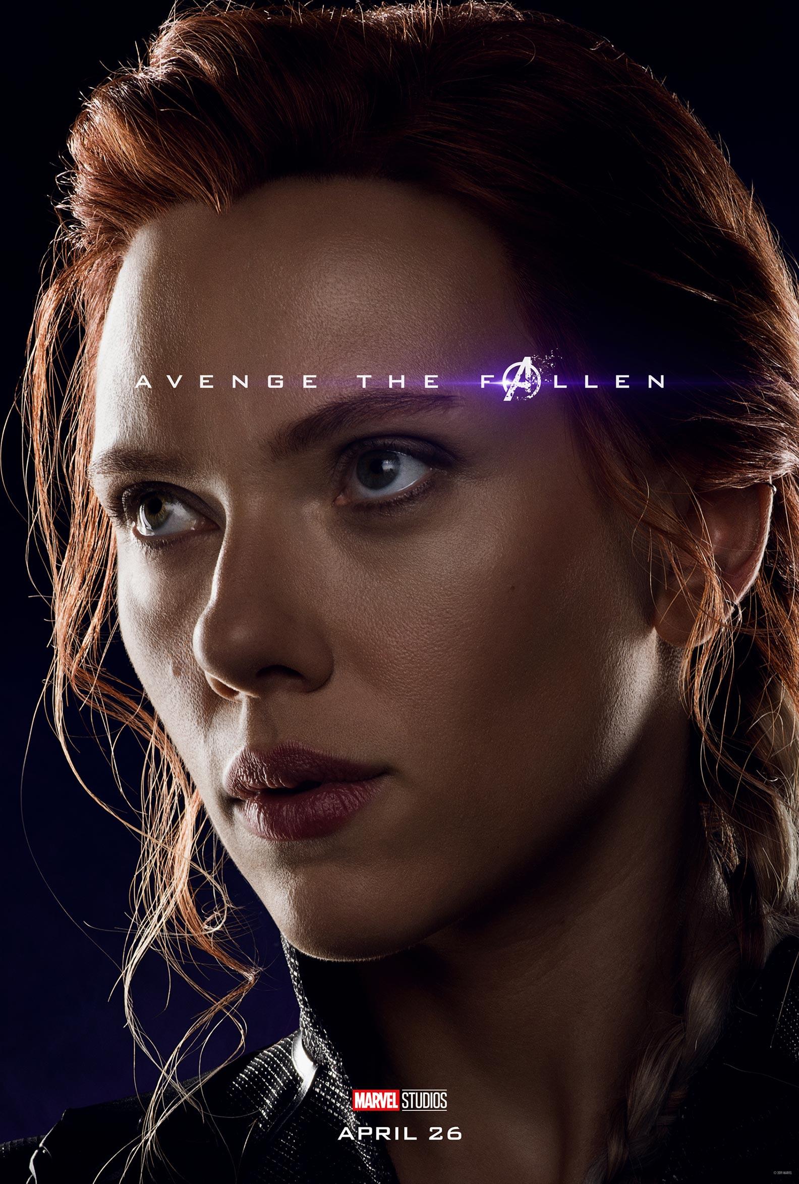 Avengers: Endgame Poster #32