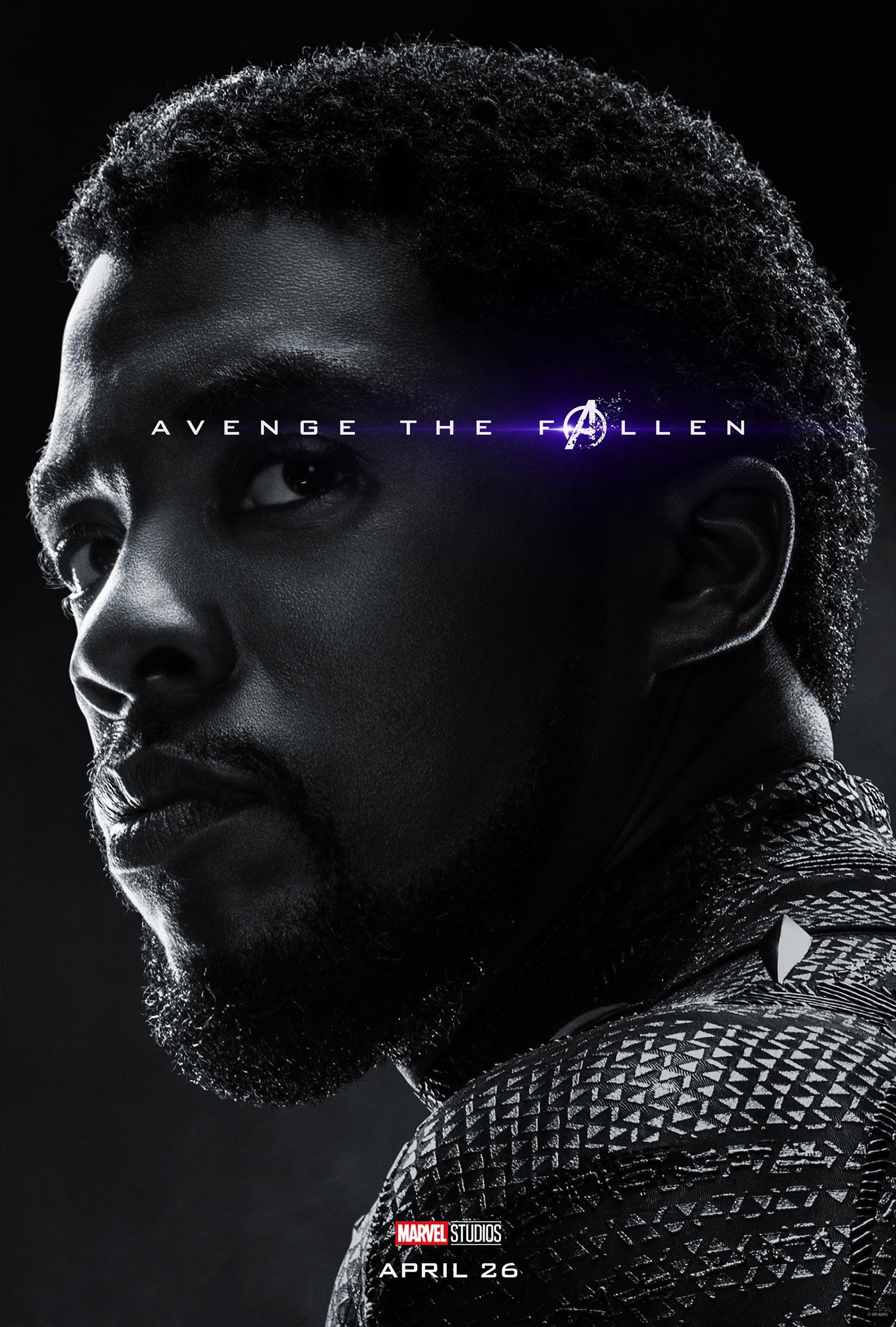 Avengers: Endgame Poster #33