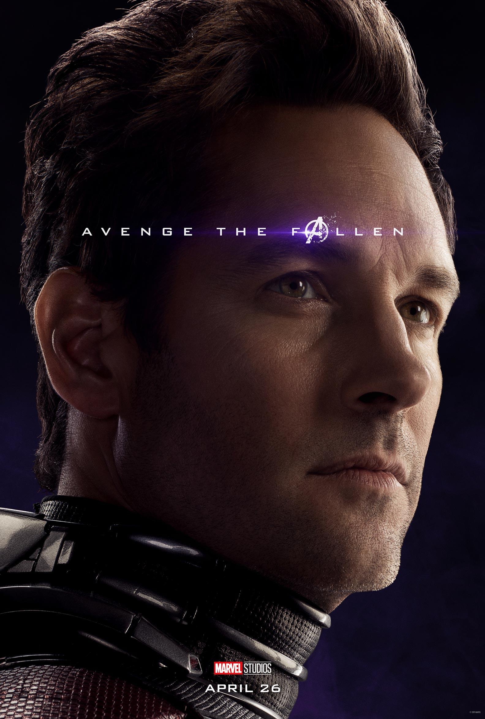 Avengers: Endgame Poster #34