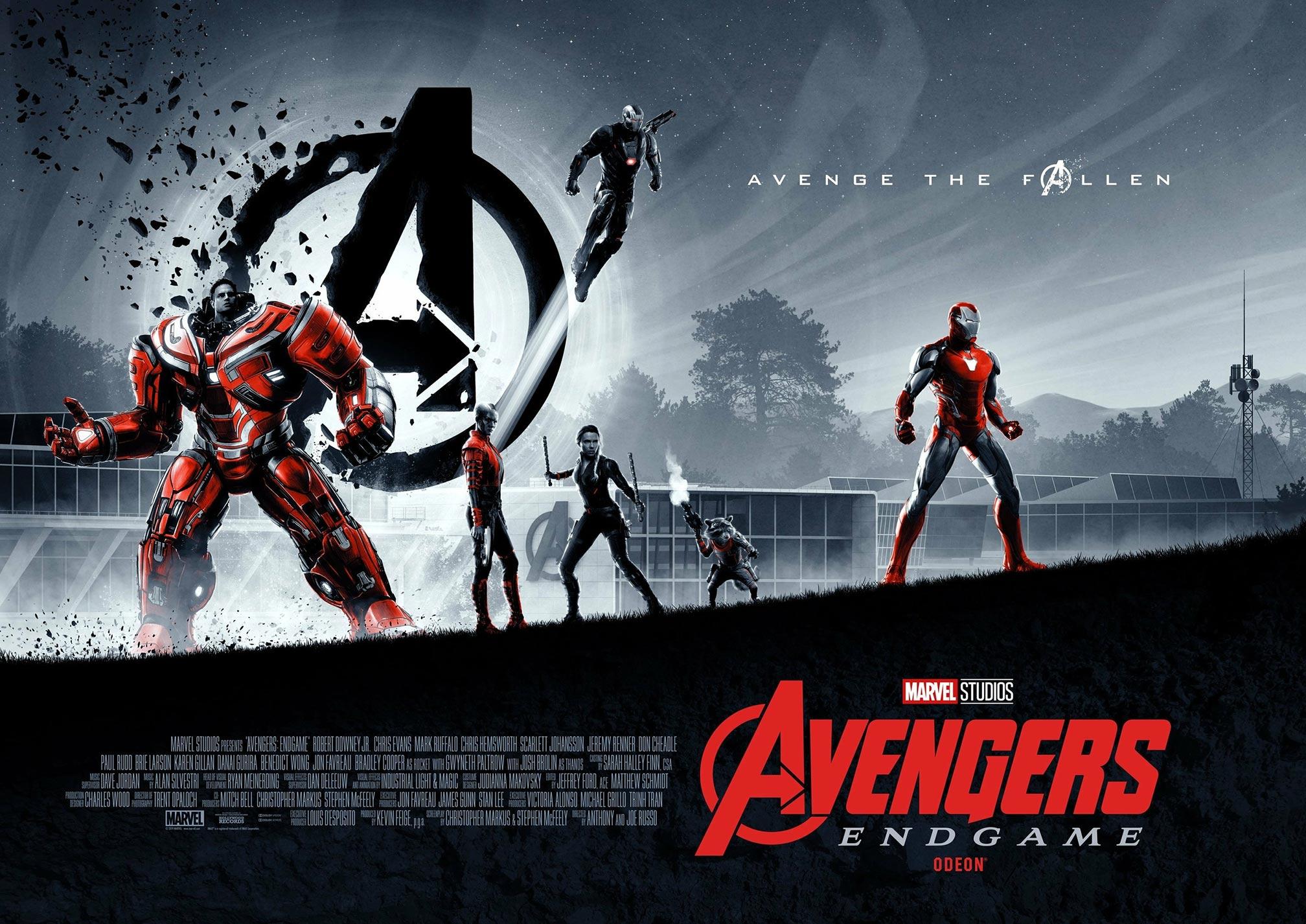 Avengers: Endgame Poster #37