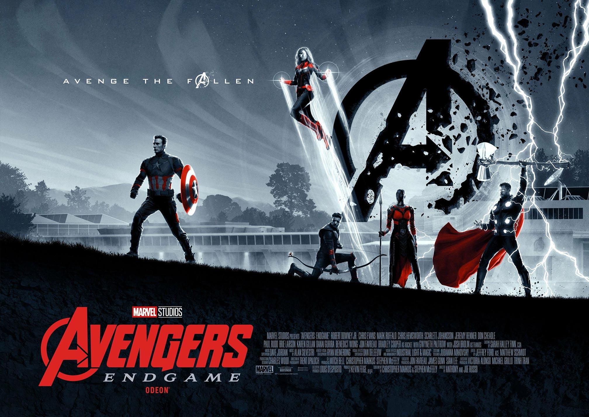 Avengers: Endgame Poster #38