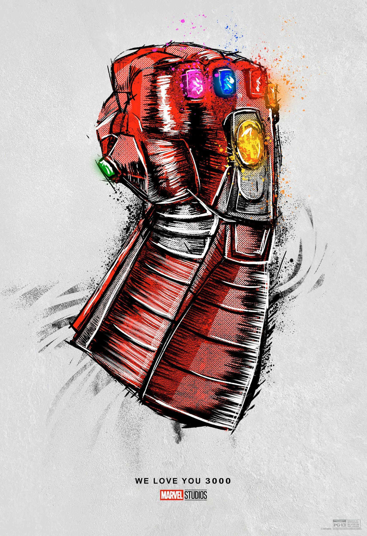 Avengers: Endgame Poster #39